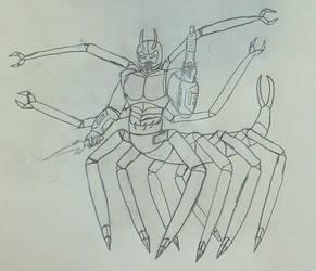 Centiborg design by RaceConvoy