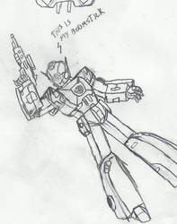 Detour: This is my boomstick by RaceConvoy