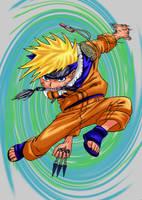 Naruto by HollowIchigoBanki