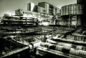 The City of Pipes by Beezqp