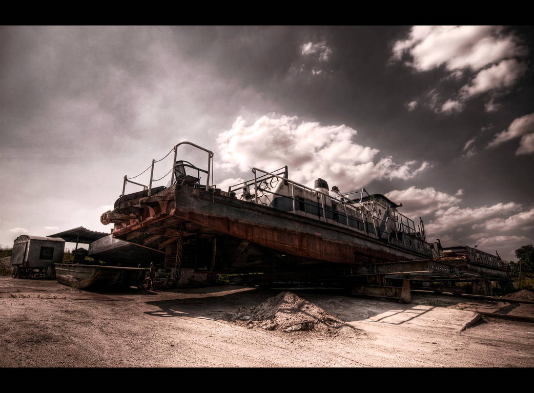 Ferrytale by Beezqp