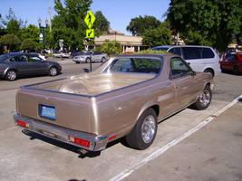 Chevy El Camino by Dogman15