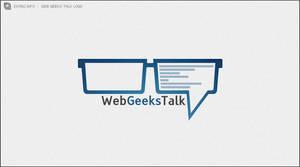 WebGeeksTalk logo by ekanz