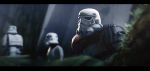 Starwars Battlefront [Imperial] by Breadblack