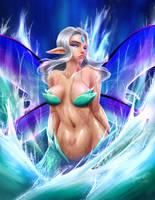 Fairy Mermaid by ReaganLong