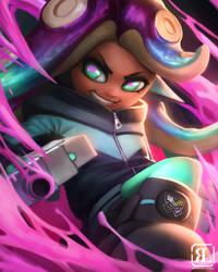 Agent Marina by ReaganLong