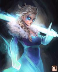Elsa by ReaganLong