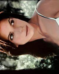 Sandra Bullock Painting by annableker