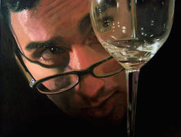 Andy Glass Painting by annableker