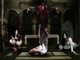 Dracula by Fenrizulf