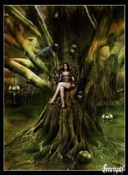Lady Death by Fenrizulf