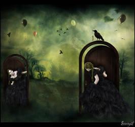 Hide-and-Seek by Fenrizulf