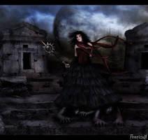 Black is my heart by Fenrizulf
