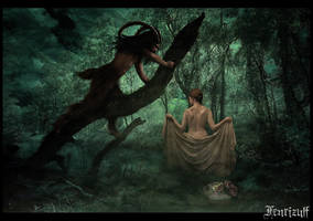 Haunted Desire by Fenrizulf
