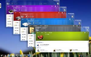 longhorn desktop 21.05.10 by bingxuemei