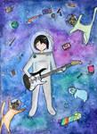 Space Adventure by Momoksha