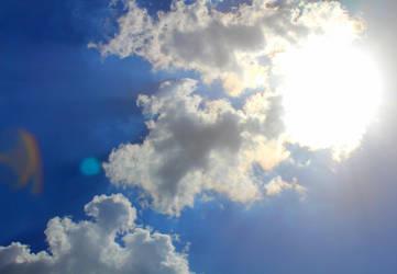 Familiar Skies~ by Momoksha