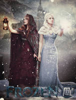 Frozen from Disney by MLauviah