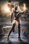 Ms Marvel by MLauviah