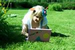 Lovin' my laptop by kuvitelma
