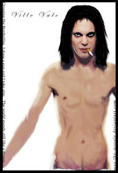 +Ville Valo+ by LOVE-HIM