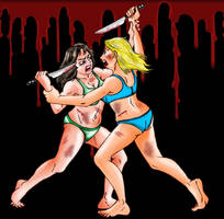 Their Final Fight by KatrinaMacbeth
