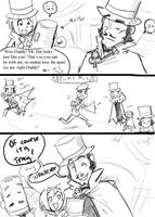 Spoil-The truth behind Mr. Hat by Skypup