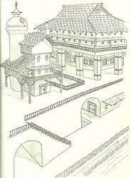 architecturesketch by VinceAndrews