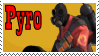 TF2 Stamp - Pyro by ririnyan