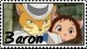 Cat Returns - Baron by ririnyan