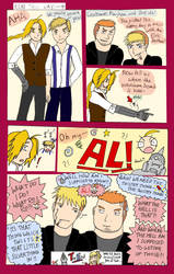 Why you don't leave Winry :P by DoodleByNight