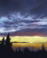 Sky I by weremoon