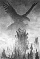 Gwaihir by weremoon
