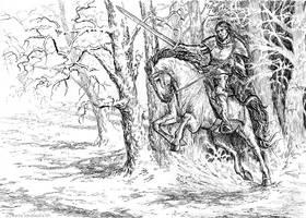rider by weremoon