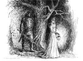 faery by weremoon
