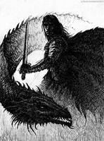 Eowyn by weremoon