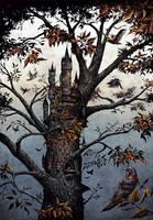 Tree Kingdom by weremoon
