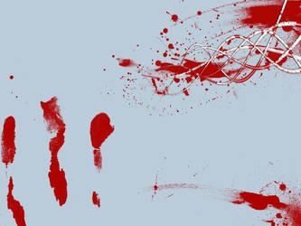 Bloody desktop by ReTa