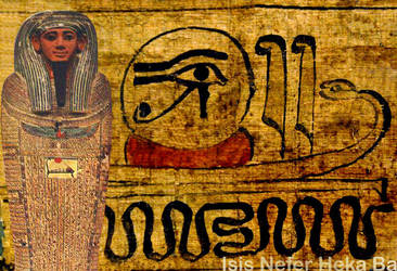 Ancient Egypt by Winged-Isis