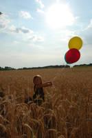 In a field of wheat_2 by anastasiya-landa