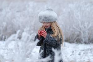 Frosty morning. winter_7 by anastasiya-landa
