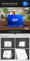 Desk Calendar Mock-Up V1 by Itembridge