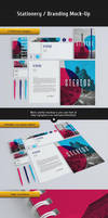 Stationery / Branding Mock-Up by Itembridge