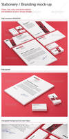 Stationery / Branding Mock Up by Itembridge