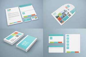 Stationery / Branding Presentation by Itembridge