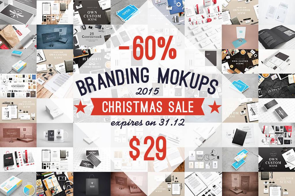 Branding Mockups Pack by Itembridge