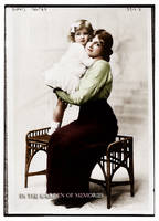 Gladys Cooper by olgasha