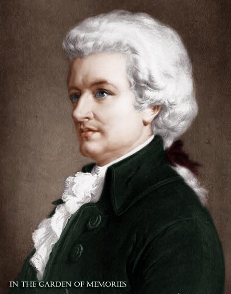 Mozart by olgasha