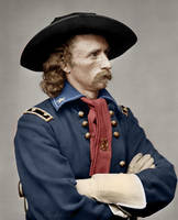 General Custer by olgasha