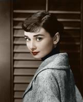 Audrey Hepburn. by olgasha